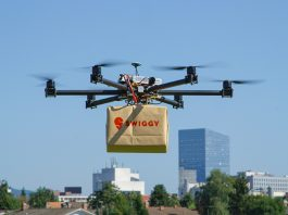 Swiggy to take off Swiggy Drone Delivery in India