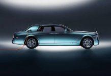 rolls royce silent shadow electric car