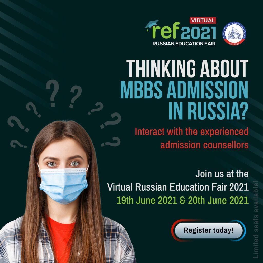 MBBS Virtual Russian Education Fair 2021