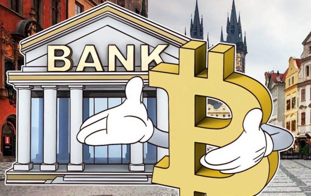 bank and crypto
