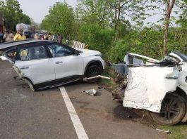 kia seltos car accident