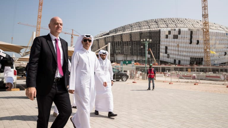 stadium for fifa world cup 2022