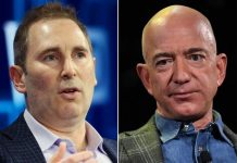 Andy Jassy officially takes over as Amazon Ceo