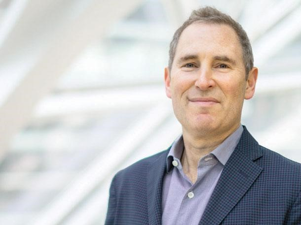 Andy Jassy officially takes over as an Amazon Ceo