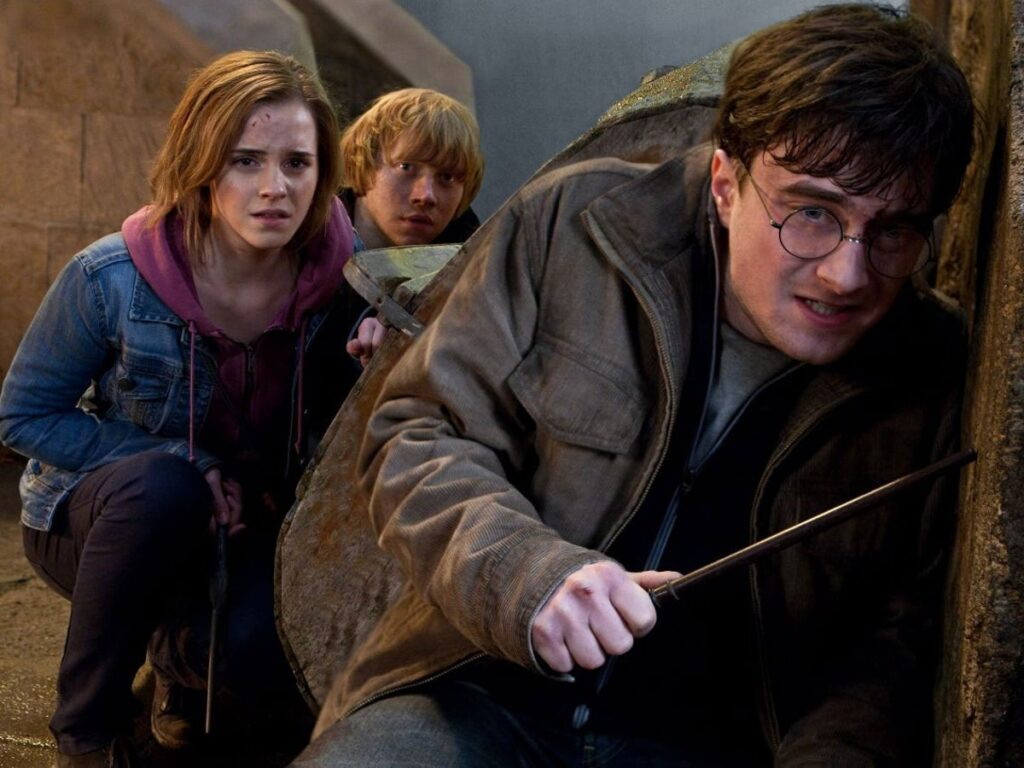 Cool Fun Facts about Harry Potter and the Deathly Hallows