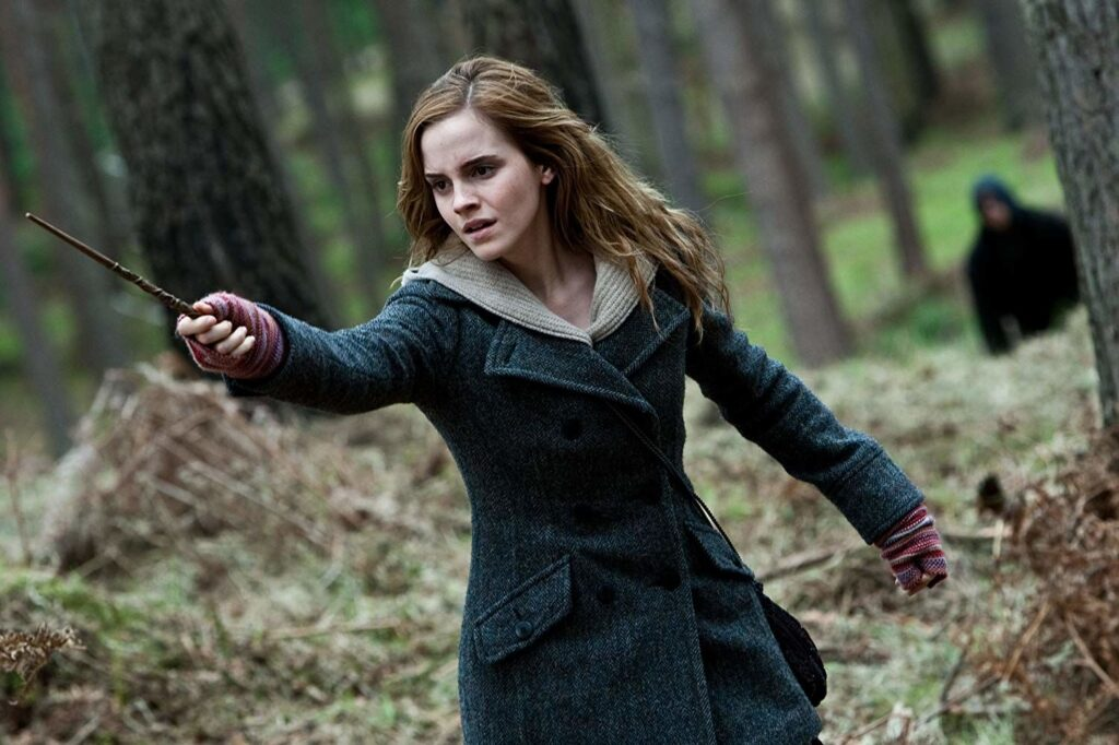 Emma Watson demanded the changes to the set.