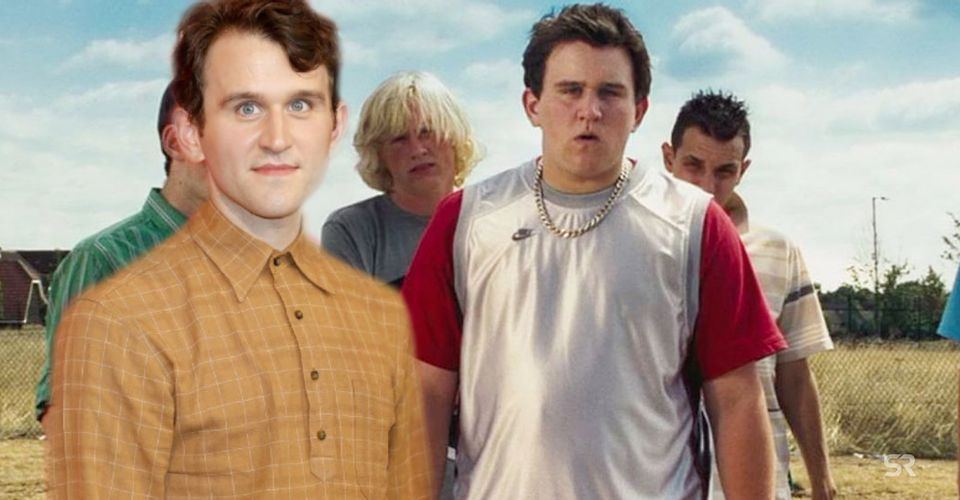 Harry Melling had to wear special fat prosthetics to film Deathly Hallows
