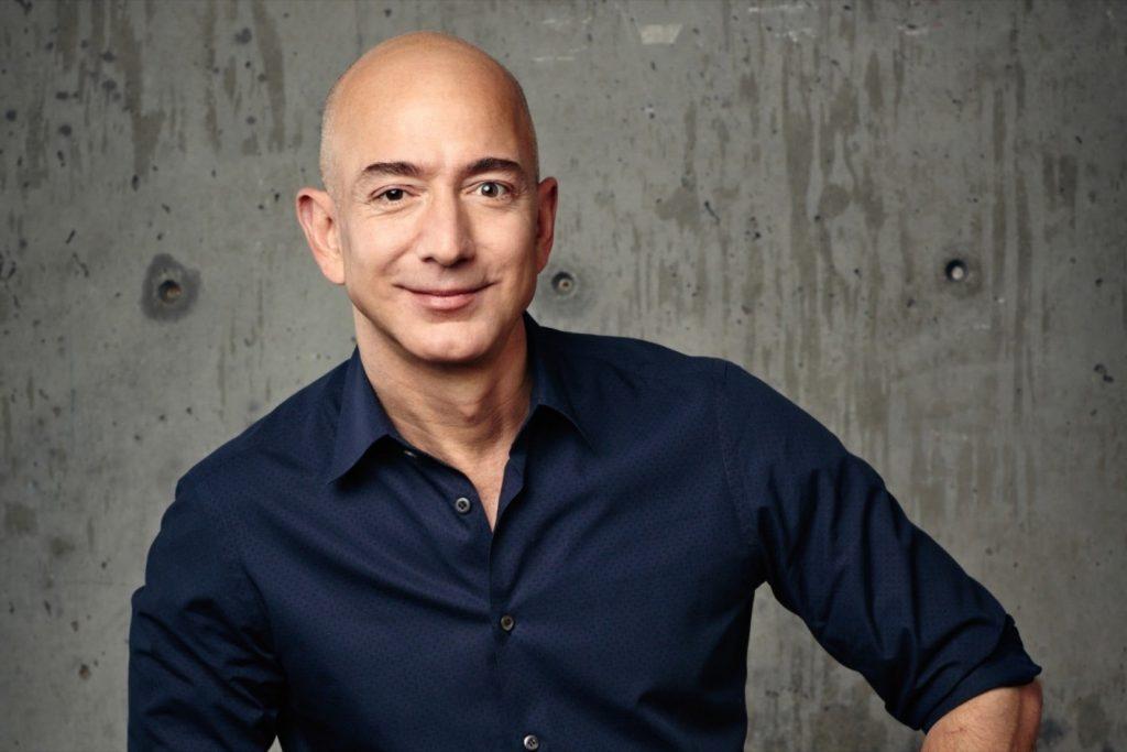 Jeff Bezos owner of amazon