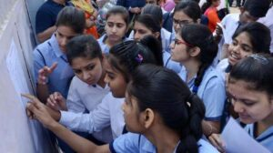 RBSE class 10 result
