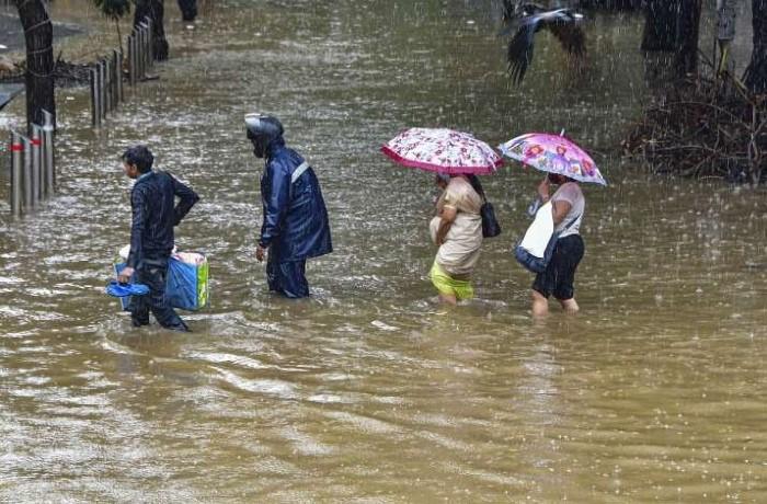 mumbai heavy rain fall