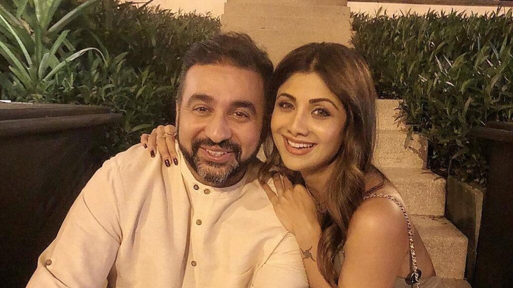 raj kundra arrested in porn scandal