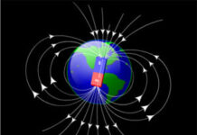 Earth comprises a strong magnetic field - 10 Interesting Facts about Earth that will blow your mind