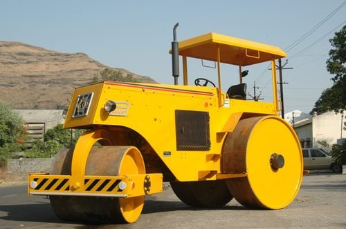 Smooth wheel rollers