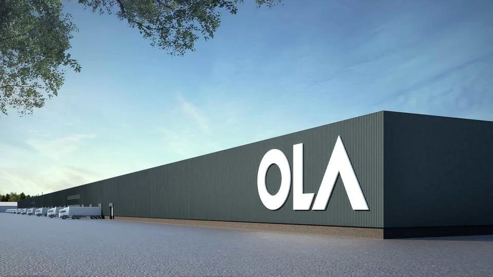 ola manufacturing plant