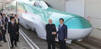 mumbai ahmedabad bullet train