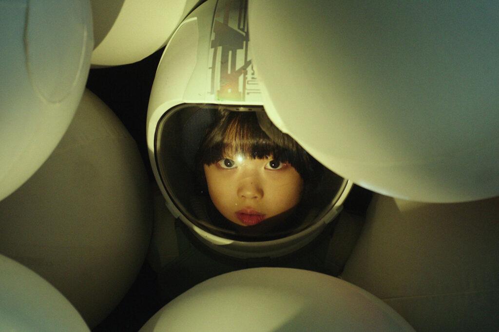 space sweeper girl