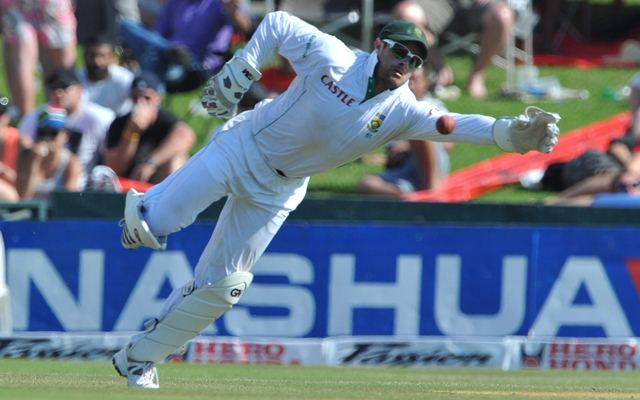 South Africa v India 1st Test - Day 4