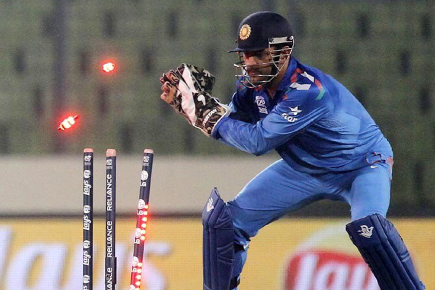 ms dhoni wicket keeping